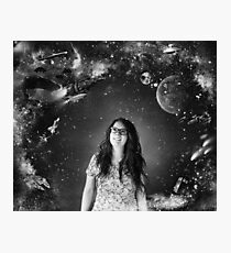 Sci-Fi Photographic Print