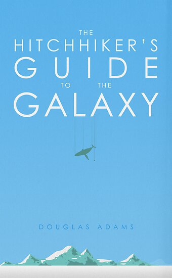 the hitchikers guide to the galaxy