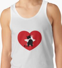 Guess  the evil one Tank Top