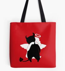 Guess  the evil one Tote Bag