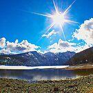 Lake Como, Darby, Montana by beckam81