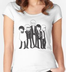 For The Byrds Women's Fitted Scoop T-Shirt