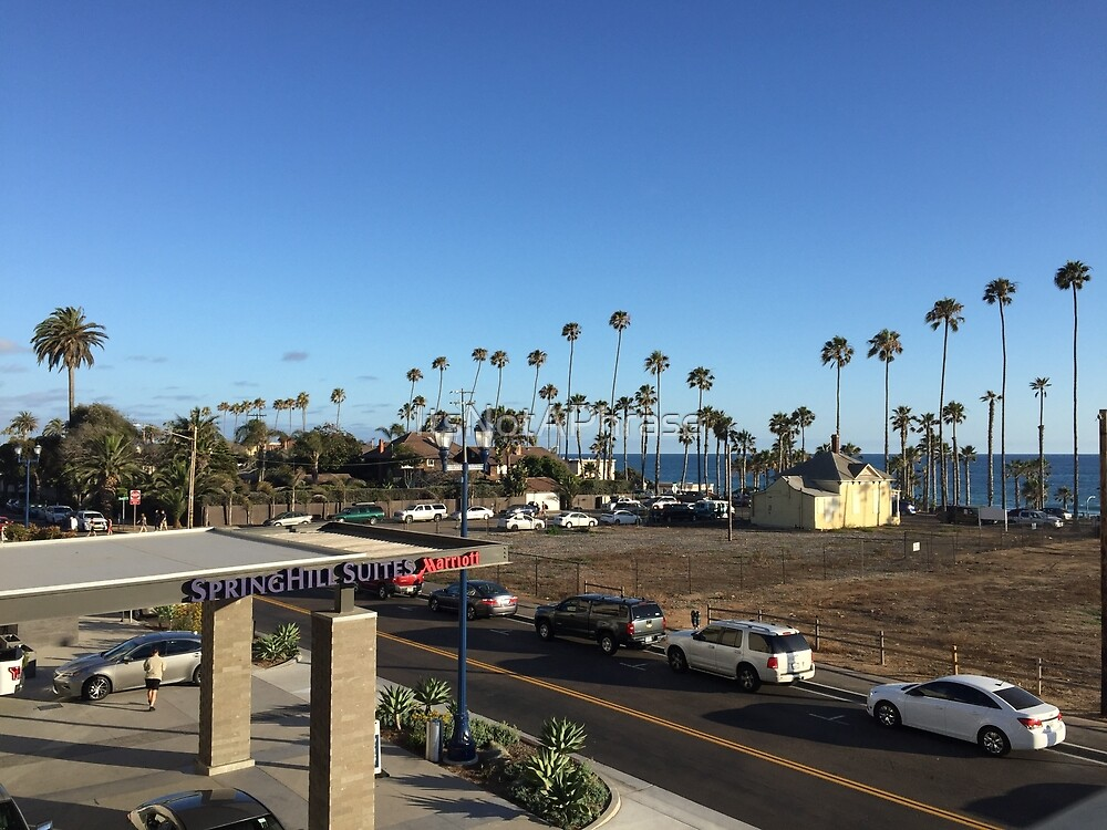 Downtown Oceanside day  by ItsNotAPhrase