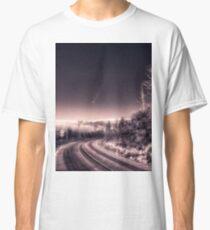 Falling star Classic T-Shirt