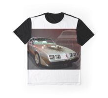 1979 Pontiac Firebird Trans Am Graphic T-Shirt