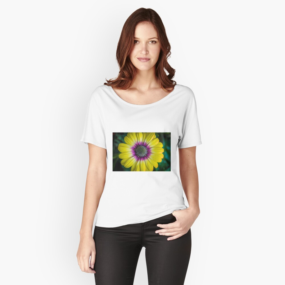 Dayzee Women's Relaxed Fit T-Shirt Front