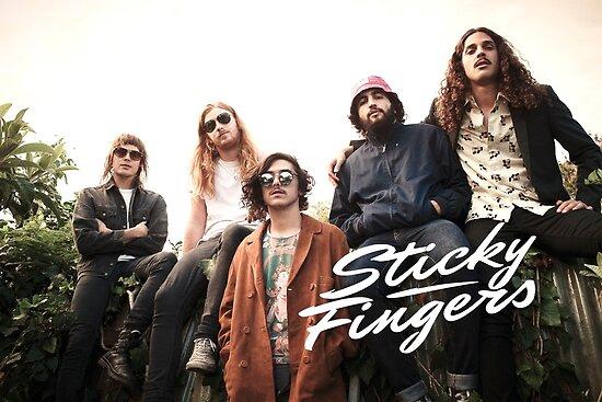 Klebrige Finger von ALF11