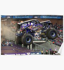 Sohn Uva Digger Monster Truck Poster