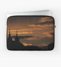 Prague Skyline Laptop Sleeve