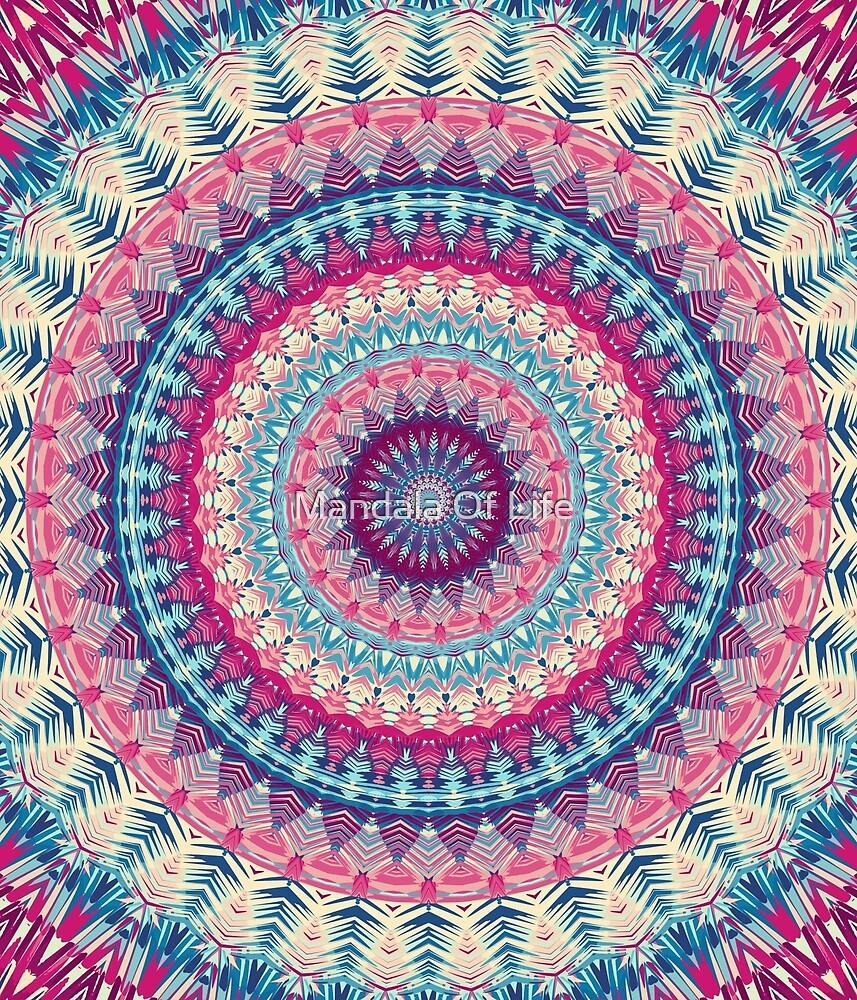 Mandala 102 by PatternsofLife