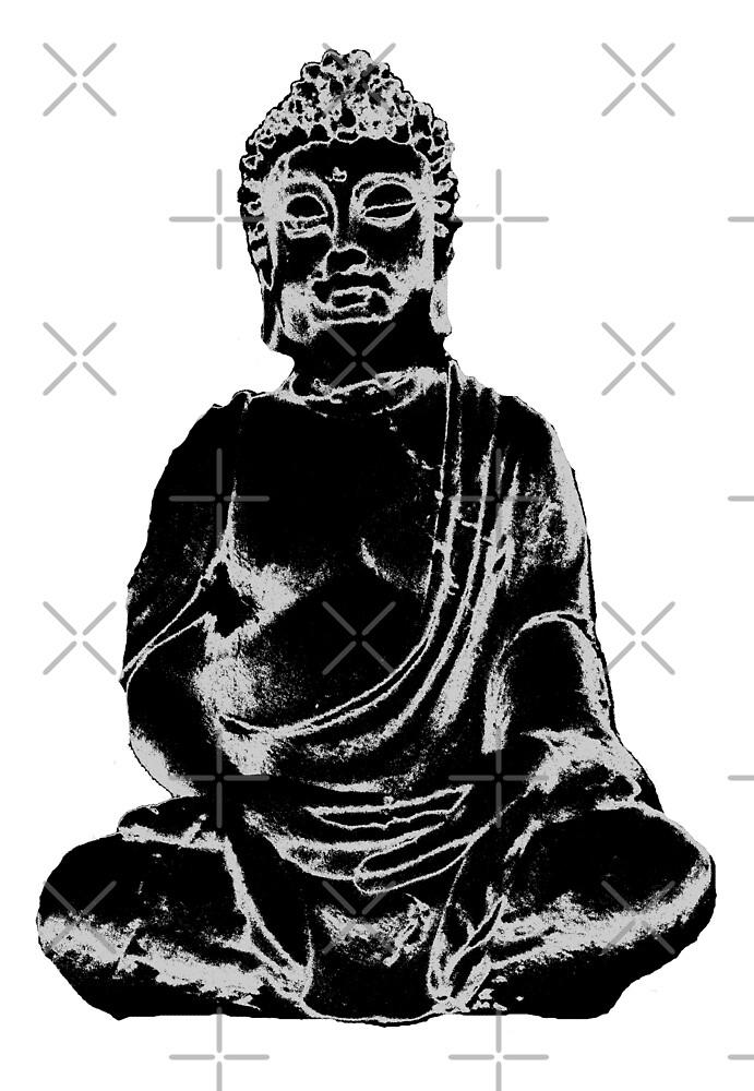 Buddha dark by freaks13