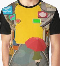 Centre Place Melbourne Graphic T-Shirt