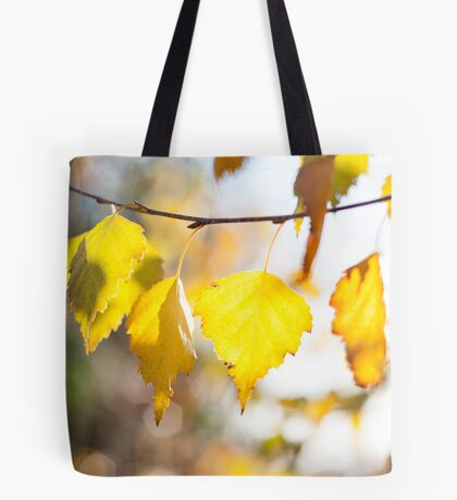 Sundrenched Gold Tote Bag