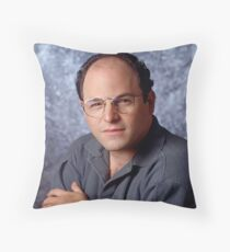 George Costanza Throw Pillow