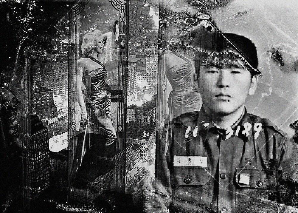 Hyong Jon's Classified Memory by AFKnott