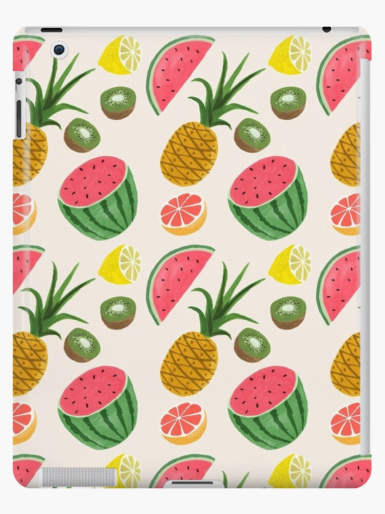 Simple Fruit Pattern by whatemma