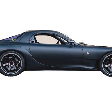 Mazda de ALF11