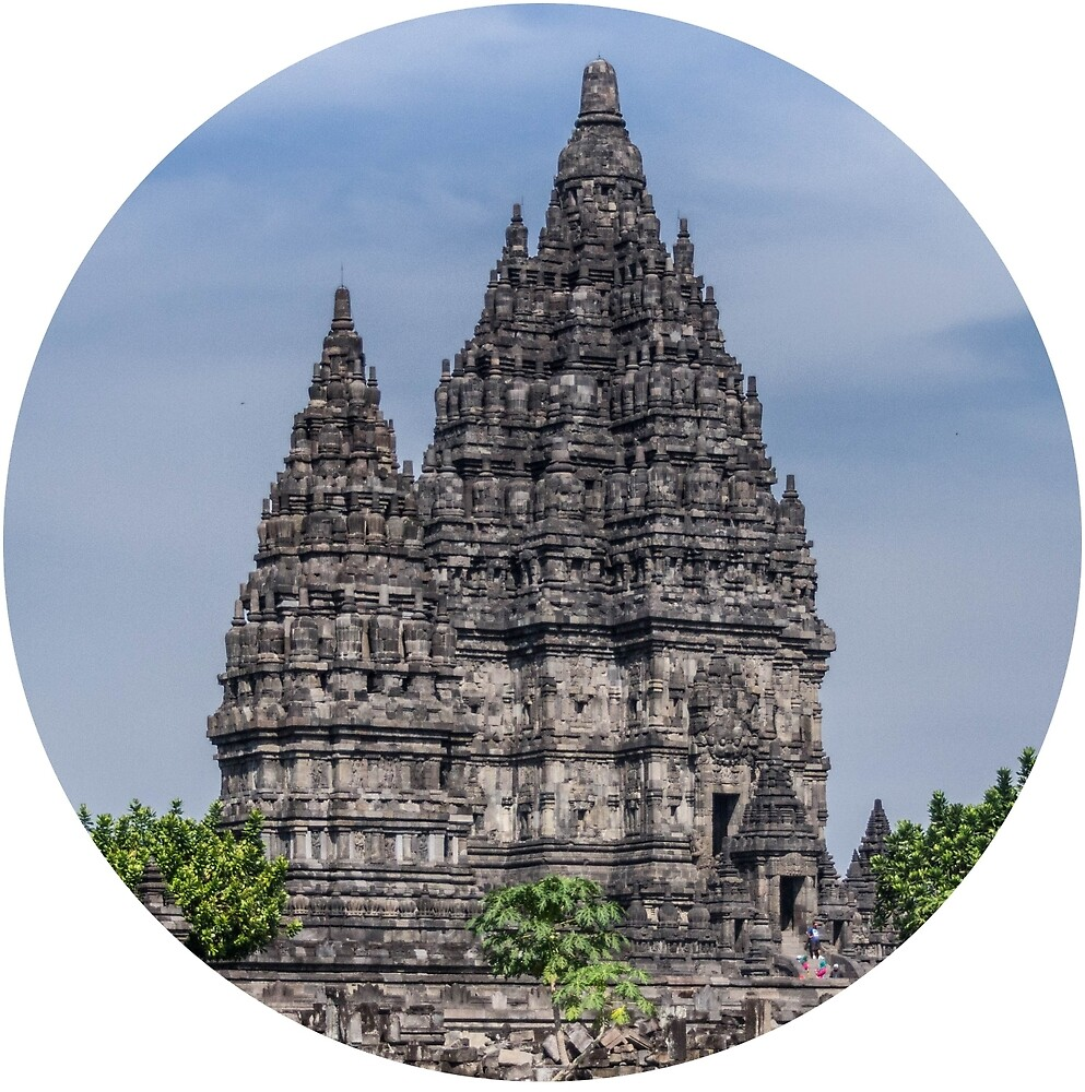 Prambanan Temple by andest99