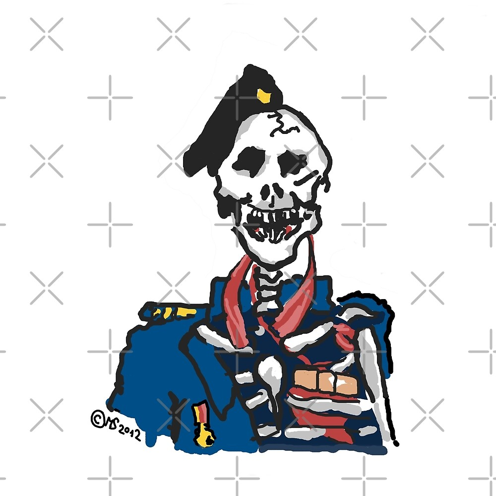 Veteran Comic by freaks13