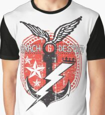 Search Destroy Graphic T-Shirt
