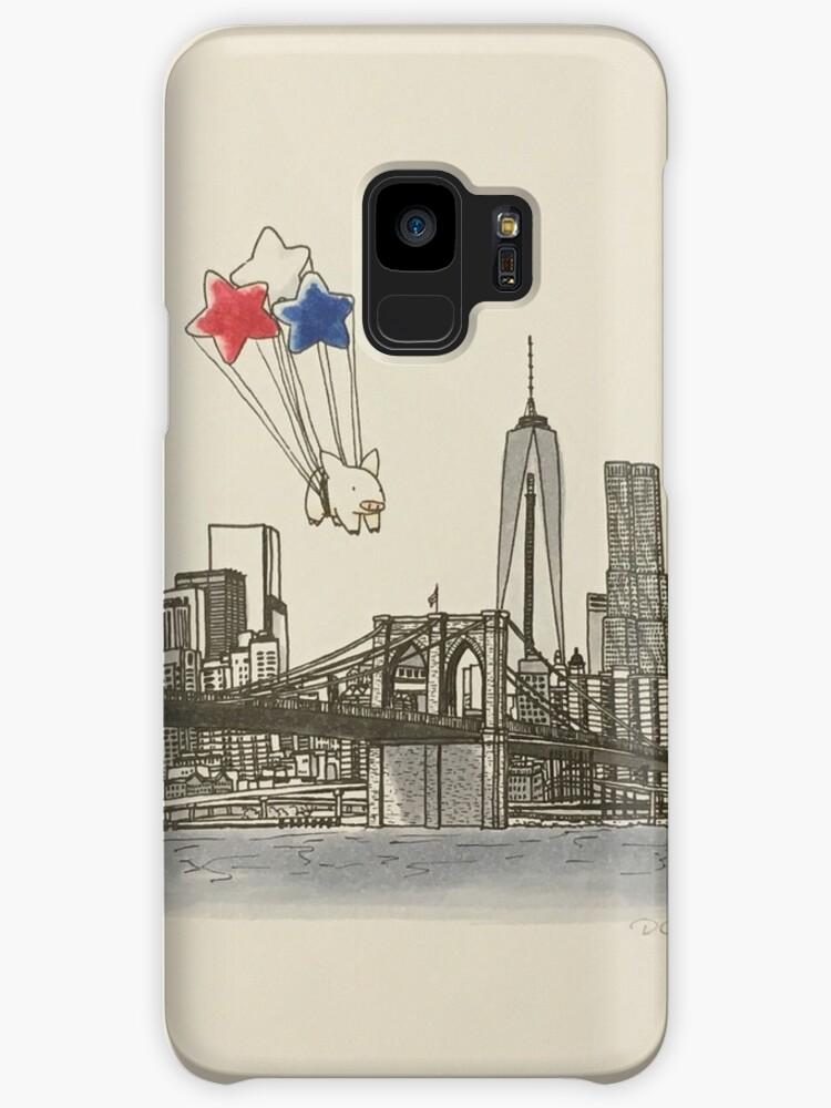 New York City skyline by Daisysiad
