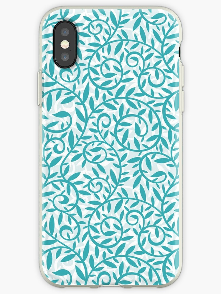 Vines & Leaves Pattern by whatemma