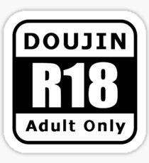 r18 Sticker