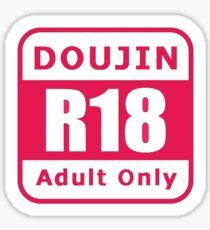 r18 p Sticker