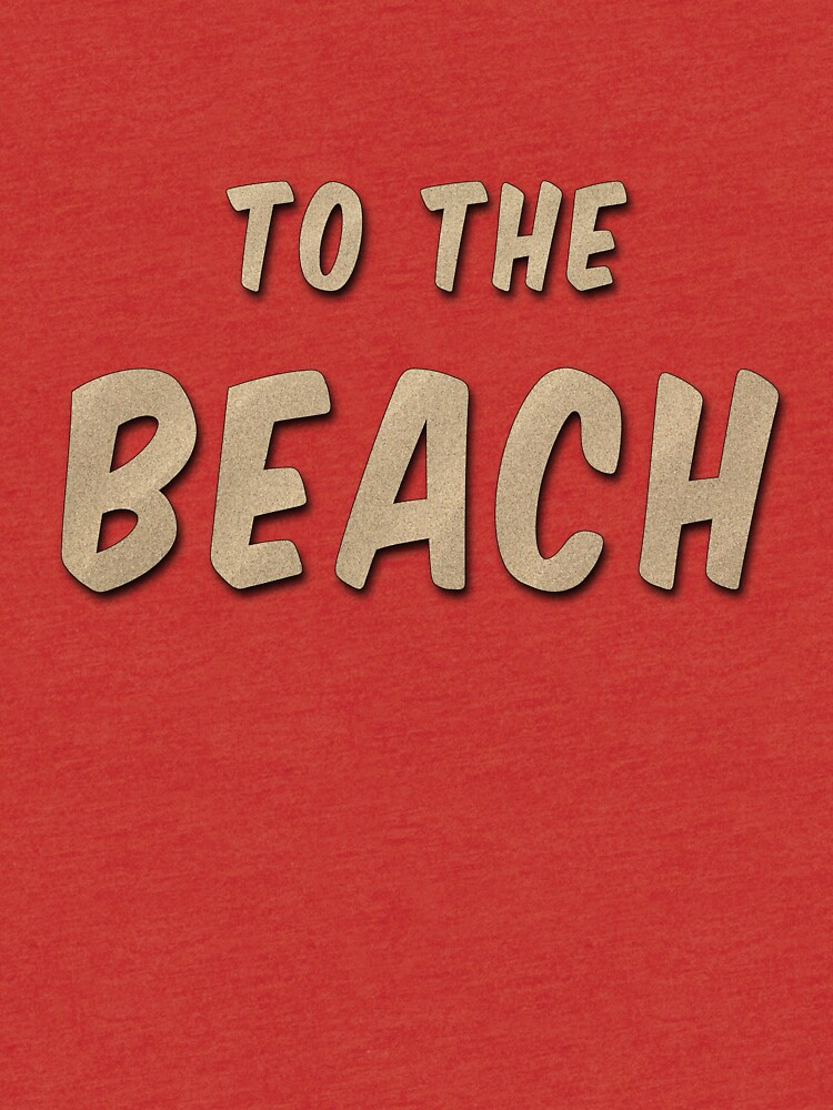 To The Beach by MarkUK97