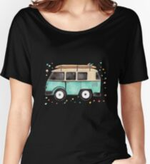 Campervan Women's Relaxed Fit T-Shirt