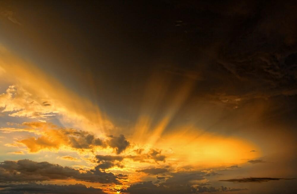 Cloud 20140529-21 by Carolyn  Fletcher