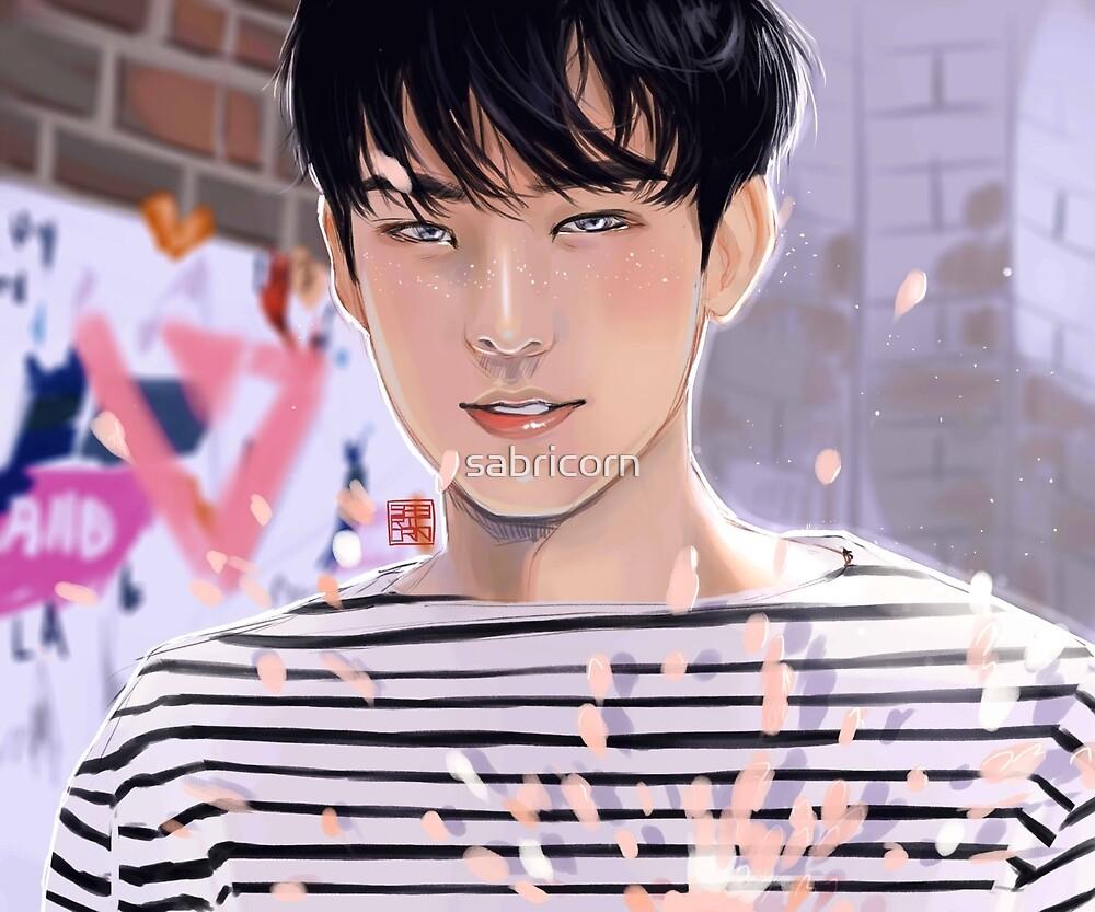 아주 NICE - Mingyu by sabricorn