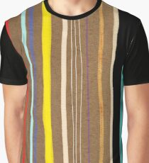 Abstract Art Colorful Pattern Graphic T-Shirt
