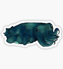 Alberto the Cuttlefish Sticker