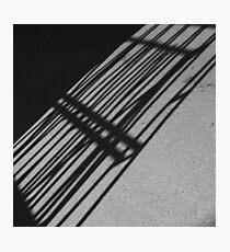 Shadows of Photographic Print