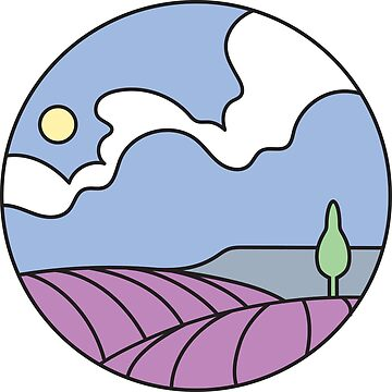 Round Tasmania: Lavender Fields by taniawalker