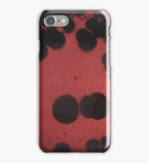 The Growth of Bacteria  iPhone Case/Skin