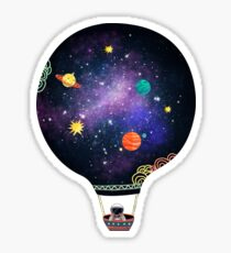 Cosmic Dreams Sticker