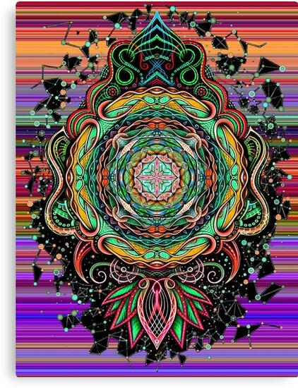 Mandala HD 1 * original by Master S P E K T R