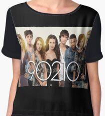 90210-new cast Chiffon Top