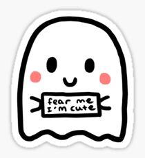 random - cute ghostie  Sticker