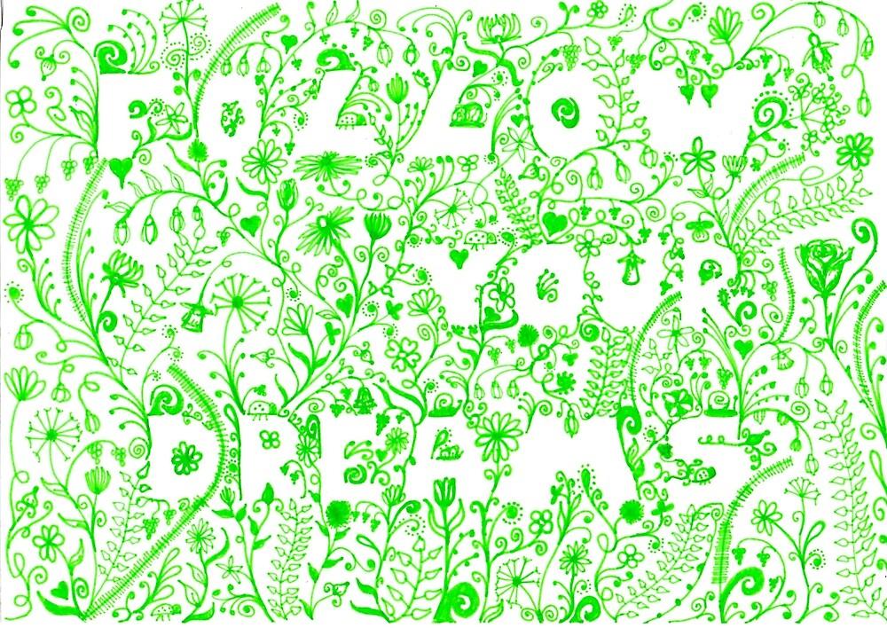 Follow your dreams by sometimesidoart