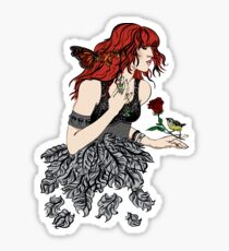 Once Upon a Time There was Florence Sticker