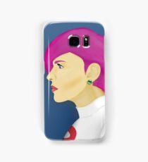 Painting Series - Jessie  Samsung Galaxy Case/Skin