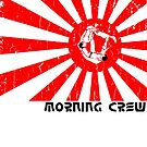 Morning Crew by sparrowdk