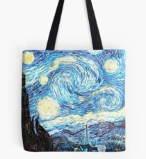 The Hairy Night Tote Bag