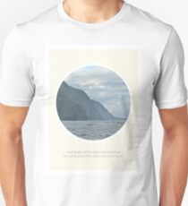 It Ends at the Water Unisex T-Shirt