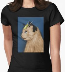 Painting Series - Meowth Women's Fitted T-Shirt
