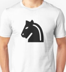 Chess horse Unisex T-Shirt