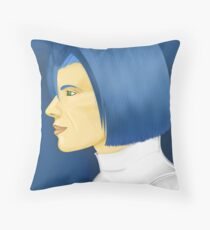 Painting Series - James Throw Pillow